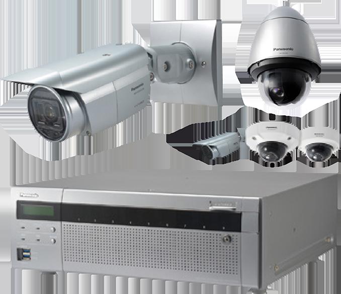 防犯・監視カメラ